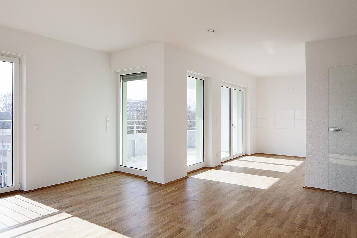 ausstattung rheinwohnungsbau. Black Bedroom Furniture Sets. Home Design Ideas