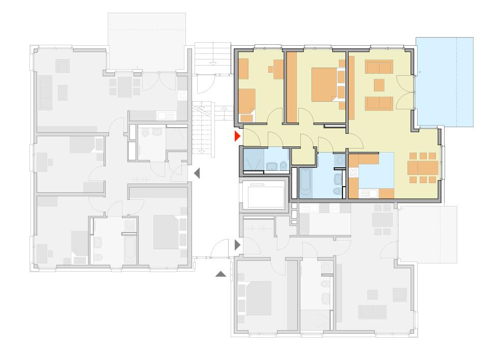Zimmer Wohnung D Ef Bf Bdsseldorf Garath