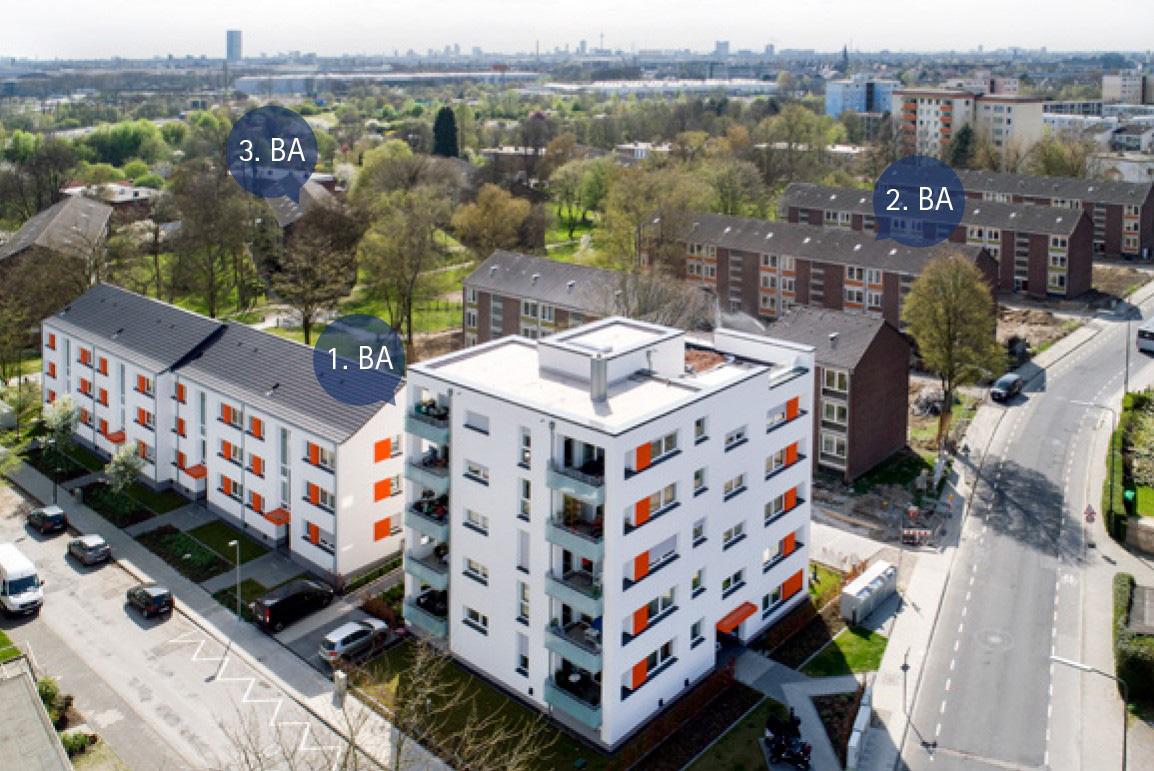 Quartiersentwicklung DLichtenbroich Rheinwohnungsbau